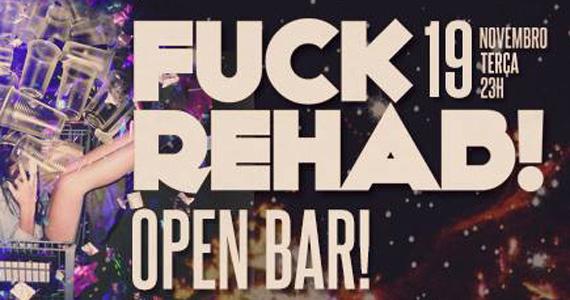 Beco 203 apresenta mais uma edição da Festa Fuck Rehab na véspera de feriado Eventos BaresSP 570x300 imagem