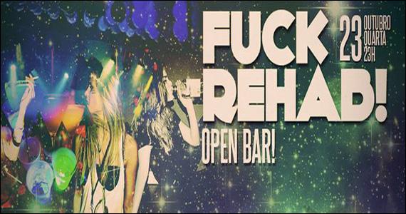 Beco 203 apresenta mais uma edição da Festa Fuck Rehab  Eventos BaresSP 570x300 imagem