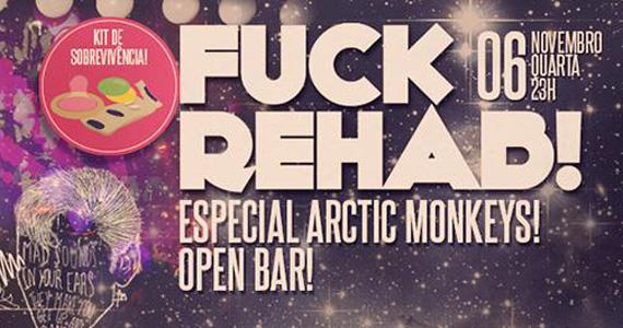 Beco 203 realiza a Festa Fuck Rehab com open bar e indie rock - Rota do Rock Eventos BaresSP 570x300 imagem
