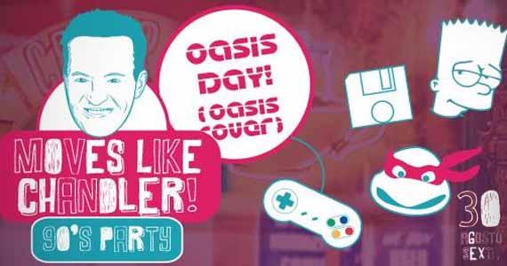 Beco 203 tem festa Moves Like Chandler especial Oasis e anos 1990 Eventos BaresSP 570x300 imagem