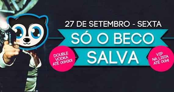Festa Só o Beco Salva embala a noite de sexta-feira no Beco 203 Eventos BaresSP 570x300 imagem
