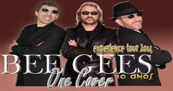 Bee Gees One & Orquestra se apresentam no palco do Teatro Gamaro Eventos BaresSP 570x300 imagem