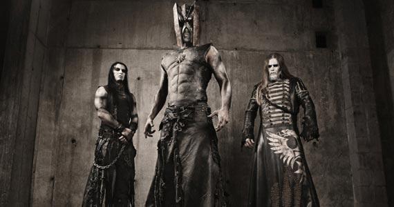 Banda de metal polonesa Behemoth em única apresentação no Carioca Club Eventos BaresSP 570x300 imagem