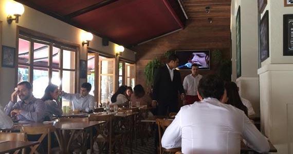 Bar Bela Santos oferece almoço e happy hour com cardápio variado de drinks e petiscos Eventos BaresSP 570x300 imagem