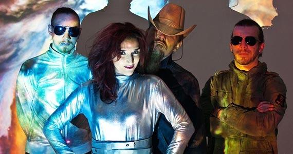 Banda Bellatrix agita a galera no Jet Lag com os grandes hits do eletropop Eventos BaresSP 570x300 imagem