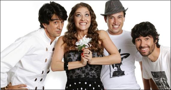 Grupo de forró Bicho de Pé se apresenta na Festa Junina do Clube Pinheiros Eventos BaresSP 570x300 imagem