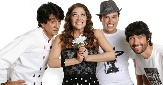 Banda Bicho de Pé agita a pista do Canto da Ema, nesta quarta Eventos BaresSP 570x300 imagem