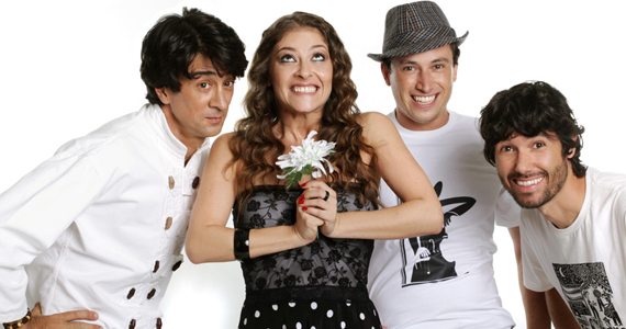 Banda Bicho de Pé se apresenta nesta sexta no Canto da Ema Eventos BaresSP 570x300 imagem