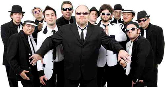 Big Time Orchestra se apresenta no palco do Bourbon Street Music Club Eventos BaresSP 570x300 imagem