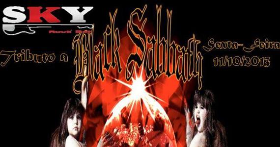Tributo a Black Sabbath nesta sexta-feira no Sky Music Bar Eventos BaresSP 570x300 imagem