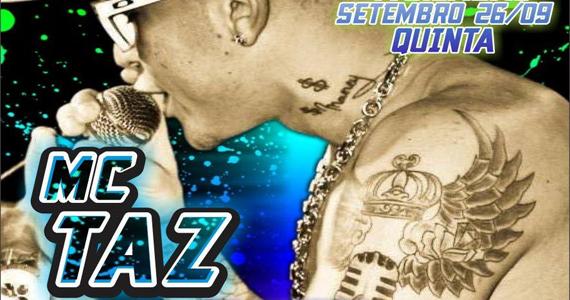 MC Taz agita o Pancadão do Black Bom Bom nesta quinta-feira Eventos BaresSP 570x300 imagem