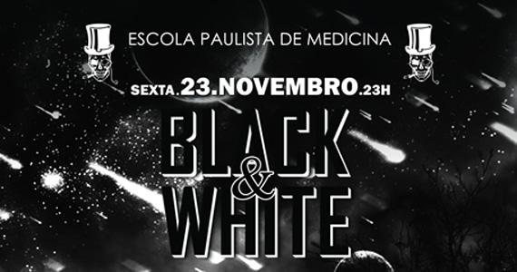 Festa Black & White da Escola Paulista de Medicina acontece na sexta-feira Eventos BaresSP 570x300 imagem