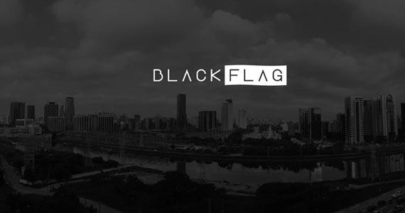 2ª Edição da Festa Black Flag toca música eletrônica no Restaurante Sottovento Eventos BaresSP 570x300 imagem