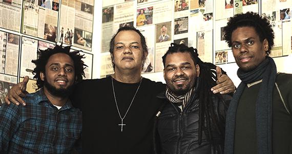 Banda Black Rio leva sua mistura entre funk, jazz e samba para os palcos do Grazie a Dio! Eventos BaresSP 570x300 imagem
