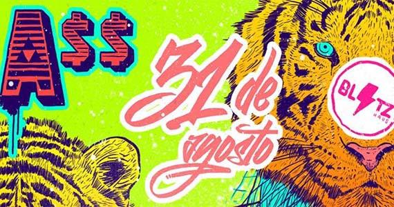 Blitz Haus apresenta a festa A$$ agitando a noite de sábado Eventos BaresSP 570x300 imagem