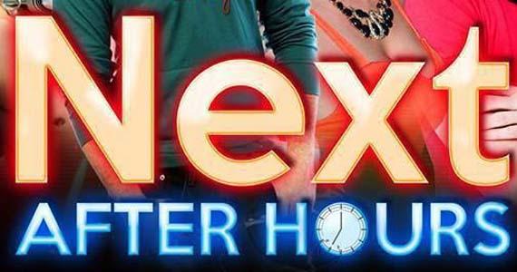Next After Hours agita o domingo de manhã na Blitz Haus Eventos BaresSP 570x300 imagem