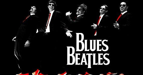 Apresentação de Blues Beatles no palco do The Orleans Eventos BaresSP 570x300 imagem