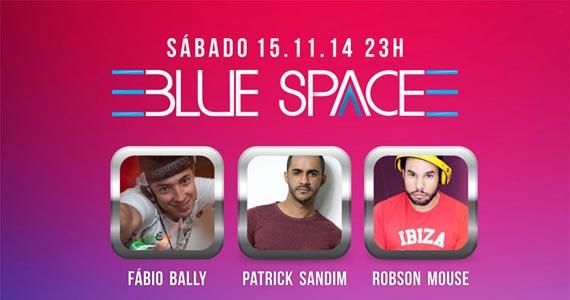 Blue Space apresenta shows com Drags Queens e DJs para animar a noite Eventos BaresSP 570x300 imagem