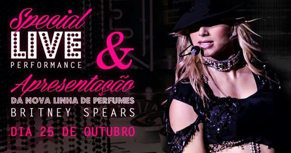 Blue Space apresenta Fran Porto com show especial de Britney Spears Eventos BaresSP 570x300 imagem