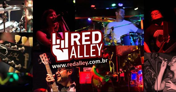 Red Alley agita a noite do B Music Bar com muito Rock'n Roll internacional