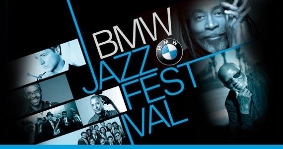 BMW Jazz Festival acontece em Maio no palco do HSBC Brasil  Eventos BaresSP 570x300 imagem