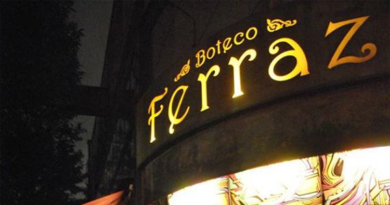 Sertanejo com a dupla Leandro & Gustavo no palco do Boteco Ferraz - Rota do Sertanejo Eventos BaresSP 570x300 imagem