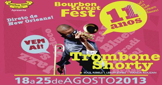 Wanda Rouzan e Soul Rebels são destaques no Bourbon Street Fest no Bourbon Street Music Eventos BaresSP 570x300 imagem