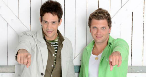 Duplas Bred & Breno e Wesley & Lucas tocam sertanejo na Yes Brasil Pub Eventos BaresSP 570x300 imagem