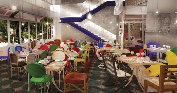 Brexó Bar e Cozinha oferece descontraído happy hour com drinks especiais Eventos BaresSP 570x300 imagem