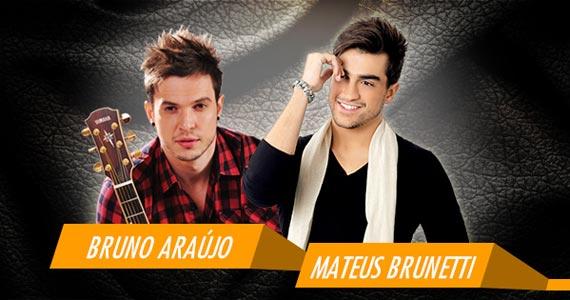 Bruno Araújo e Matues Brunetti embalam a noite do público na Brook's Eventos BaresSP 570x300 imagem