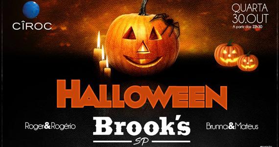 Brook's SP realiza festa de Halloween com shows de duplas sertanejas nesta quarta-feira Eventos BaresSP 570x300 imagem