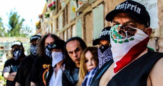 Clash Club é palco do show de Brujeria que desembarca no Brasil com a turnê Fuck Donald Trump Eventos BaresSP 570x300 imagem