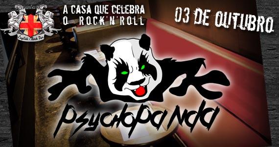 Banda PsychoPanda comanda a noite de sexta-feira no Gillans Inn Eventos BaresSP 570x300 imagem