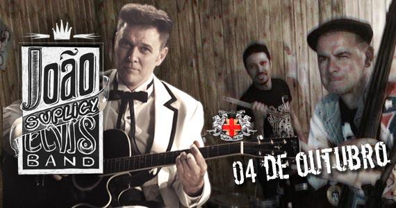 Cantor João Suplicy estreia seu novo trabalho João Suplicy & Elvis Band neste sábado no Gillan's Inn Eventos BaresSP 570x300 imagem