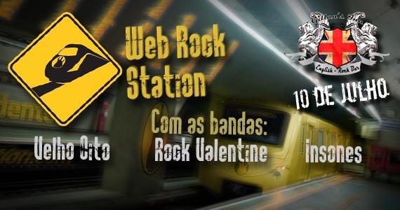 Projeto Web Rock Station com bandas convidadas animando o Gillan's Inn Eventos BaresSP 570x300 imagem