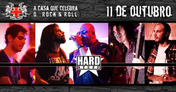 Banda HardStuff com muito rock'n'roll animando o sábado do Gillan's Inn Eventos BaresSP 570x300 imagem