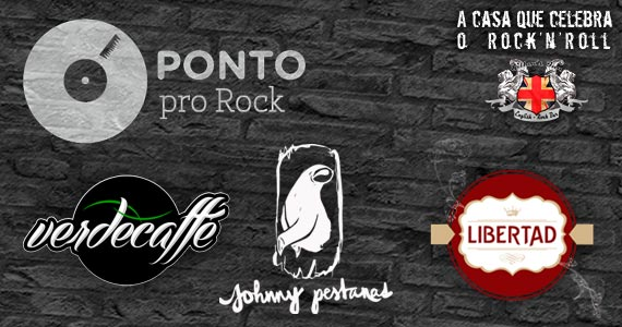 Sexta-feira com Ponto Pro Rock e Gillans Inn trazendo bandas convidadas para animar a noite Eventos BaresSP 570x300 imagem