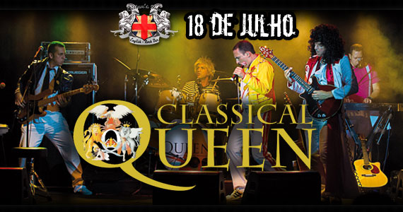 Classical Queen comanda a noite de sexta-feira com os melhores hits no Gillans Inn Eventos BaresSP 570x300 imagem