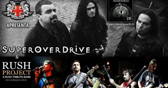 Bandas Rush Project e SuperOverDrive para animar a quarta-feira do Gillans Inn Eventos BaresSP 570x300 imagem