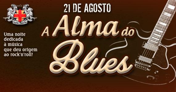 Projeto A Alma do Blues embala a noite de quinta-feira no Gillans Inn Eventos BaresSP 570x300 imagem
