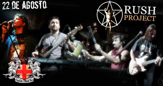 Banda Rush Project apresenta suas músicas no palco do Gillan's Inn Eventos BaresSP 570x300 imagem