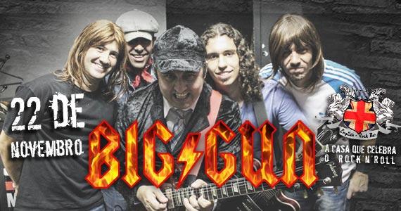 Banda Big Gun se apresenta neste sábado para animar a noite do Gillans Inn Eventos BaresSP 570x300 imagem