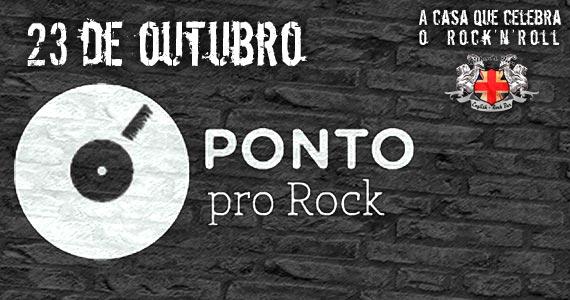 Ponto Pro Rock com bandas convidadas animando a quinta-feira do Gillans Inn Eventos BaresSP 570x300 imagem