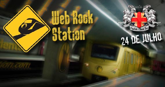 Web Rock Station com bandas independentes animando a quinta-feira do Gillans Inn Eventos BaresSP 570x300 imagem