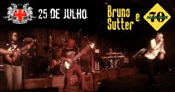 Bruno Sutter e Maquina 70 comandam a noite com muito rock no Gillan Inn Eventos BaresSP 570x300 imagem