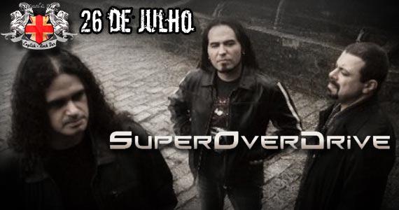 Banda SuperOverDrive se apresenta neste sábado no palco do Gillans Inn Eventos BaresSP 570x300 imagem