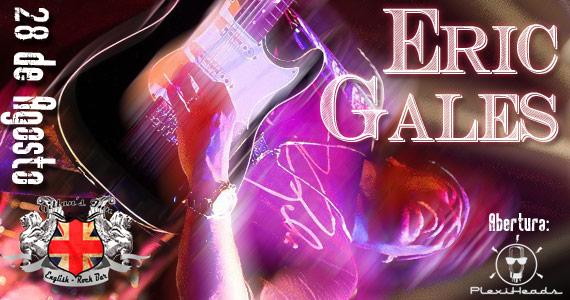 Fenômeno do Blues Rock mundial Eric Gales faz show nesta quinta-feira no Gillans Inn Eventos BaresSP 570x300 imagem