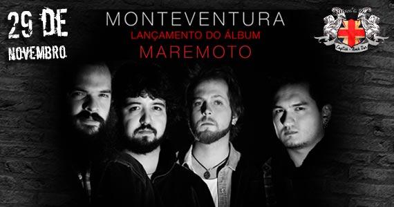 Gillan's Inn recebe o lançamento do álbum Maremoto da banda Monteventura no sábado Eventos BaresSP 570x300 imagem