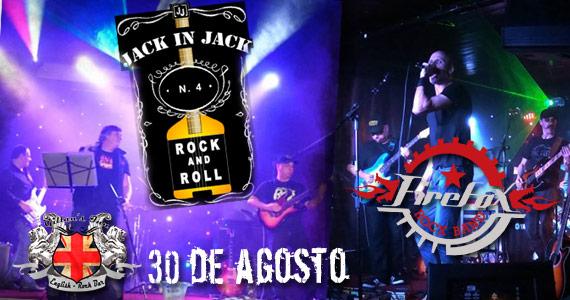 Bandas FireFox e Jack in Jack apresentam o melhor do classic rock neste sábado no Gillans Inn Eventos BaresSP 570x300 imagem