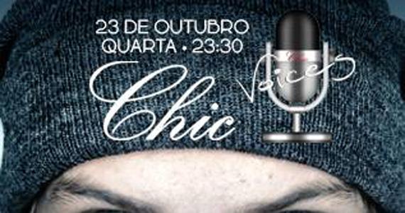 Festa Chic com DJ no comando das pick-ups nesta quarta-feira na Bubu Lounge Eventos BaresSP 570x300 imagem